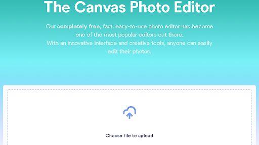 canvas photo editor