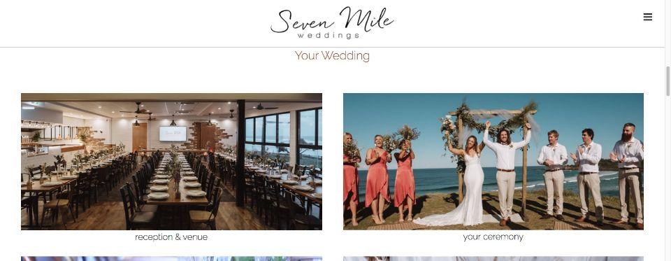 Function Wedding Reception Venues Lennox Head Beach Wedding Venues Near Byron Bay
