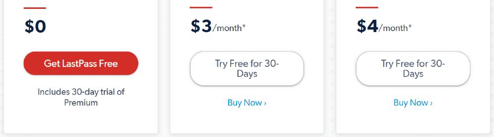 lastpass-prices