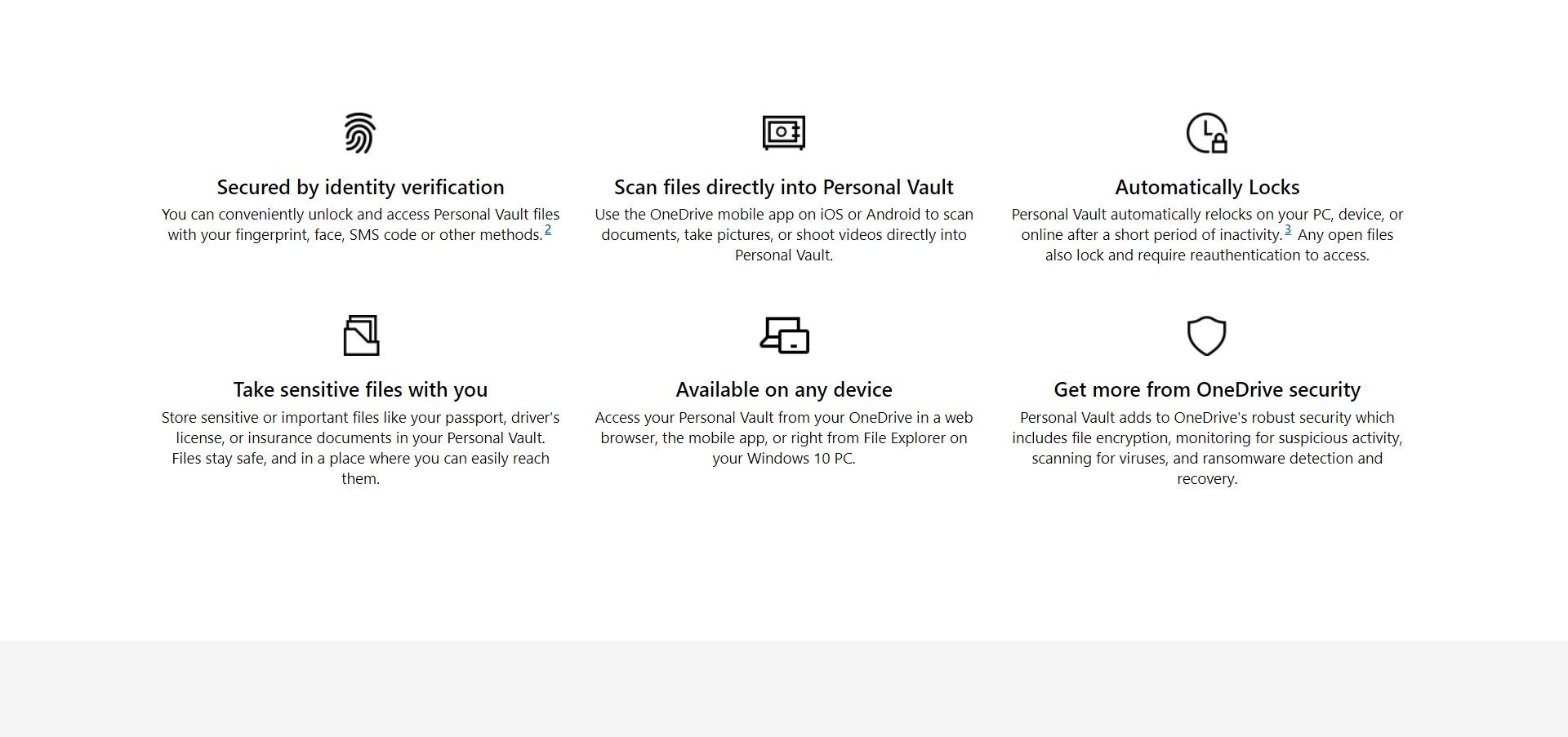 oneDrive safe safe wallet